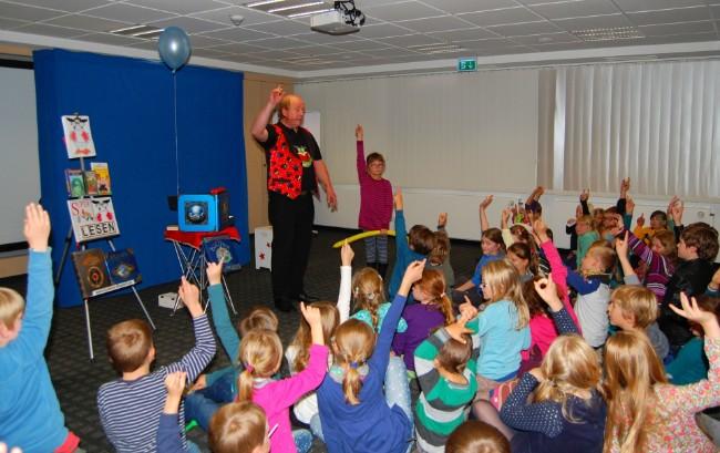 Kinder- und Jugend-Literatur-Tage Viersen