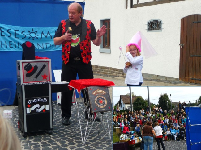 Abschluss: Lesesommer Neustadt
